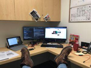 La vie au bureau