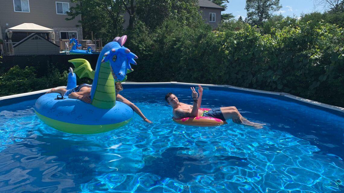 Août : une fin d'été bien calme
