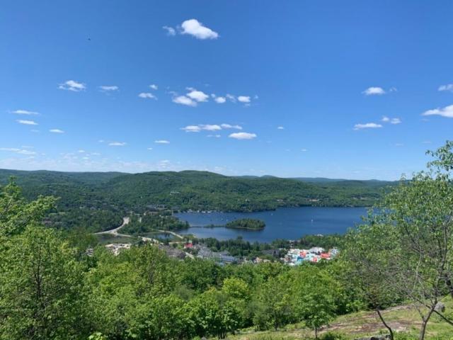 LDOTM - Le lac se dessine