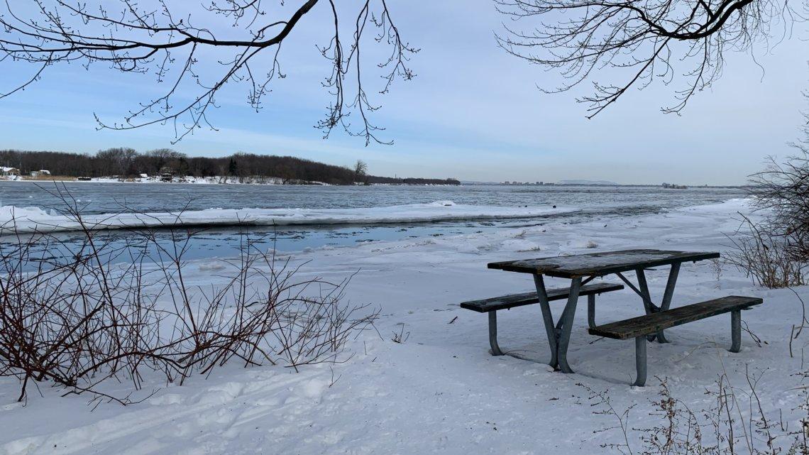 Février : Profiter de ce bel hiver
